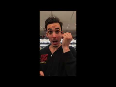 Moulin Rouge The Musical's Reed Luplau's Insta Live 08-11-2018
