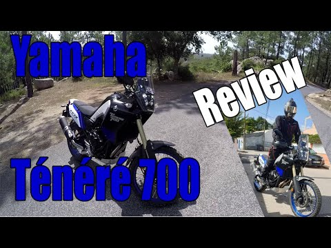 Yamaha Ténéré 700 Review and Testride