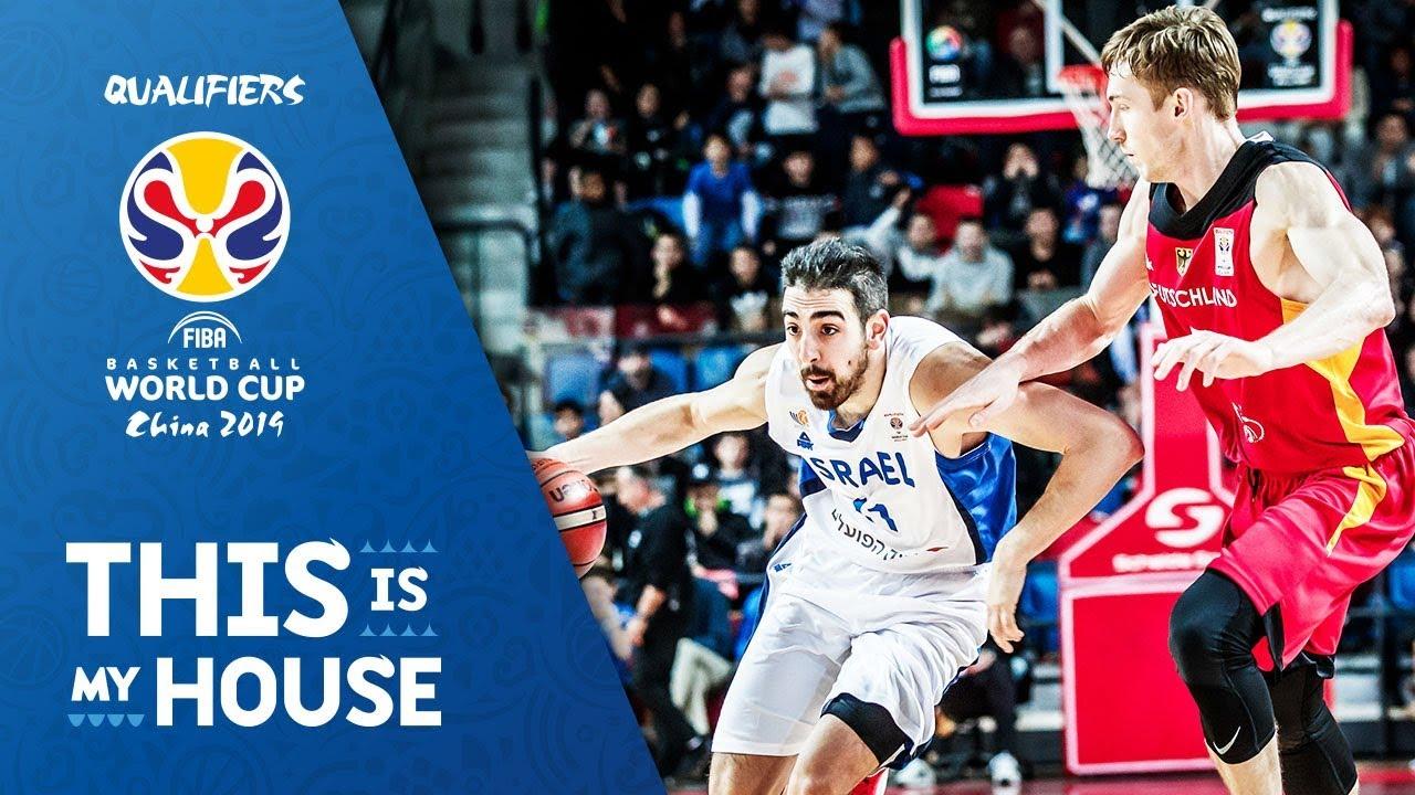 Israel v Germany - Full Game - FIBA Basketball World Cup 2019