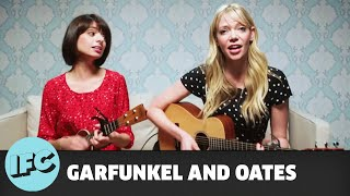 Garfunkel and Oates | The Sofa Sessions: The Loophole | IFC
