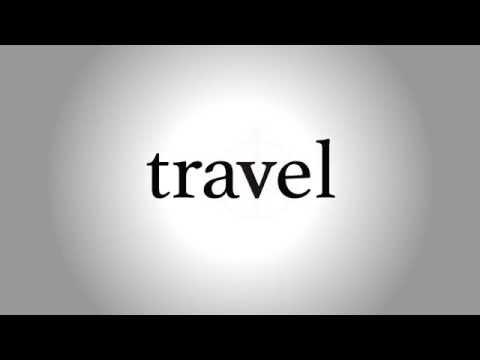 Creative Movement - Travel
