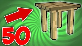 відео майнкрафт як зробити столик