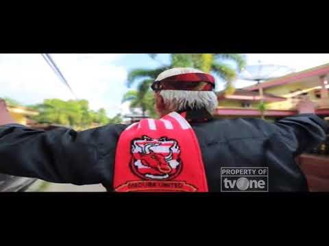 Mengenal Sosok Suporter Tertua Madura United