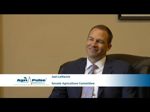 Meet the Farmhands: Joel Leftwich, Senate Agriculture Committee