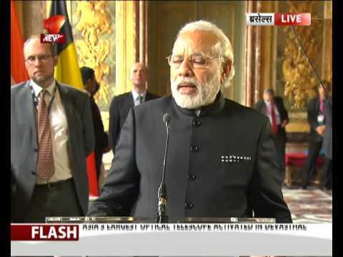 PM Modi activates Asia's largest optical Telescope