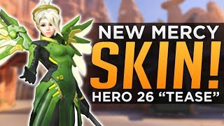 Overwatch: NEW Mercy Skin - Hero 26