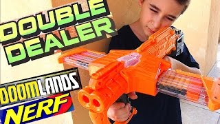 Nerf Doomlands Double Dealer!