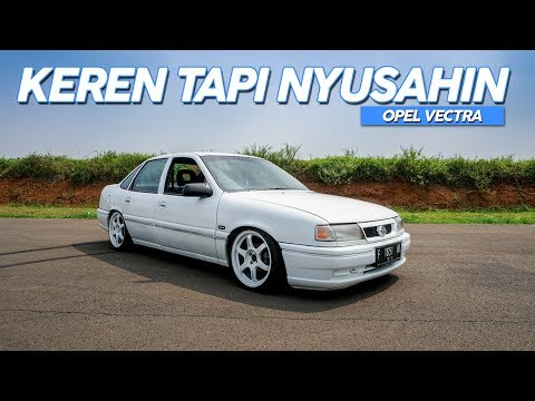 REVIEW Opel Vectra - CARVLOG INDONESIA