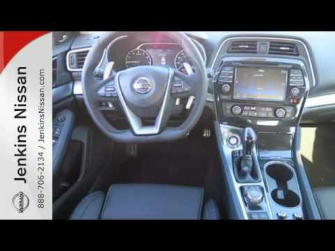 New 2017 Nissan Maxima Lakeland FL Tampa, FL #17MA84 - SOLD