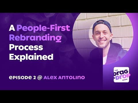 A People-First Rebranding Process Explained – With Alex Antolino from Typeform