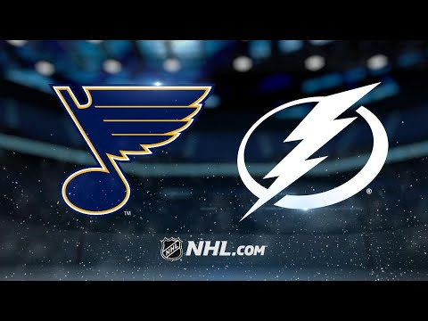 Kucherov, Vasilevskiy pace Lightning to 2-1 win