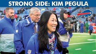Buffalo Bills President and Co-Owner Kim Pegula | Strong Side