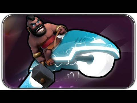 Hog Rider Simulator without Hog and without Simulator .... just Rider ... in german