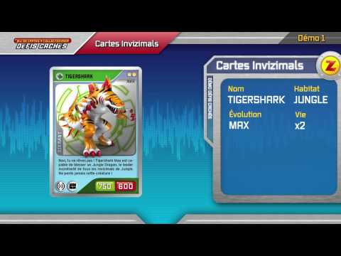 Opening 3 Packs of InviZimals Shadow Zone Trading Cards   Doovi