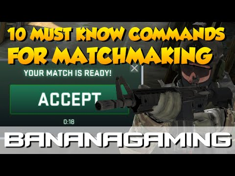 use matchmaking server picker