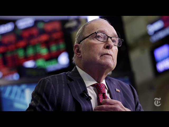 Larry Kudlow, a CNBC television commentator and longtime cheerleader of U.S. President Donald Trump, will replace Gary  Cohn, who resigned over the president's trade policies. (The New York Times)
