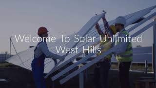 Solar Unlimited - Solar Electricity in West Hills, CA