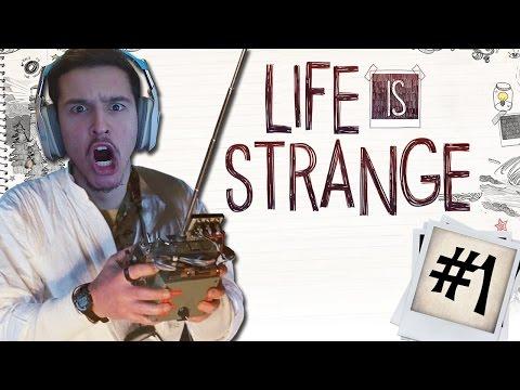 MAX THE TIME TRAVELER! | Life is Strange - Episode 1: Chrysalis (FULL GAMEPLAY)