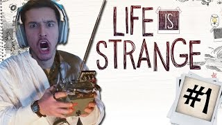 MAX THE TIME TRAVELER! | Life is Strange - Episode 1: Chrysalis (FULL GAMEPLAY)