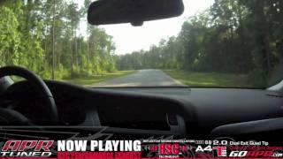 APR Audi B8 A4 2.0 TFSI RSC Performance Single and Dual Exit Catback Exhaust System