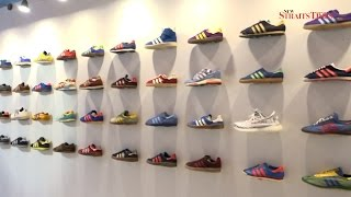 Pumped up kicks: Malaysia Adidas gathering draws hardcore collectors