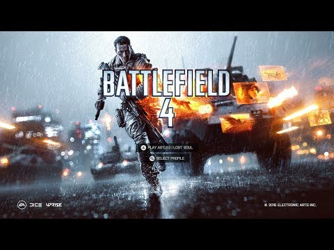 Battlefield 4 - Having A Good Old Time