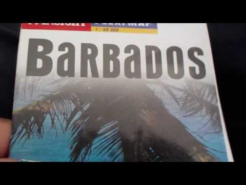 Barbados Map From 2004/2005