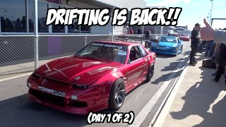 First DRIFT event since Covid | Drifting SA | Round 4 (Day 1 of 2)