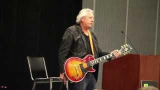 "James Williamson on Rock Hall, deconstructing ""Search & Destroy"""