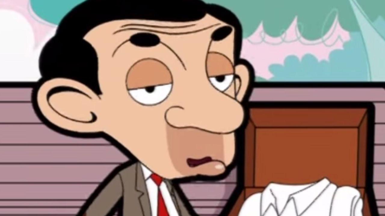 Mr Bean The Animated Series S1 O E16