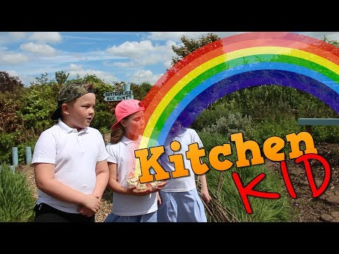 Make cool chicken cous cous with Fairfield primary school - LitFilmFest Kitchen Kid - BBC Good Food