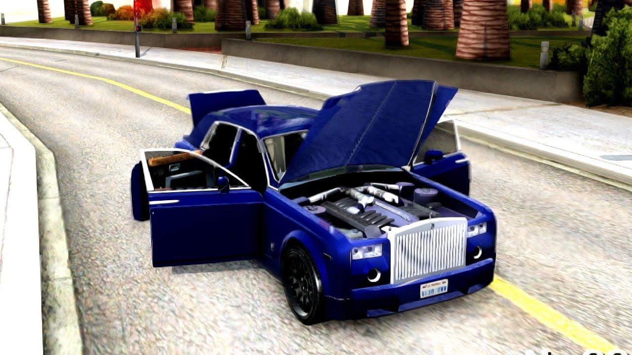Rolls Royce Phantom V16 Black Revel | #45 New Cars / Vehicles in GTA