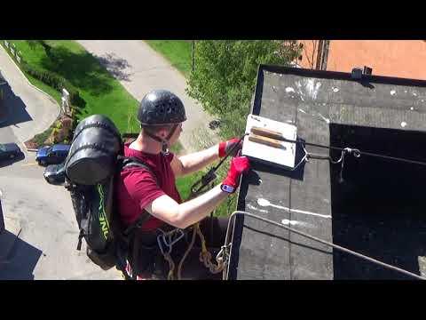 Как снять плитку вентилируемого фасада