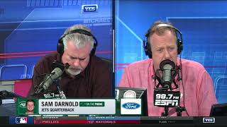 Sam Darnold joins The Michael Kay Show