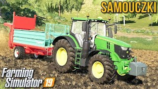 Farming Simulator 19 - SAMOUCZKI (1/2)