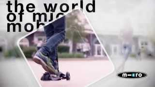 Micro Compact Kickboard