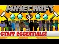 Minecraft Plugin Tutorial - Staff Essentials