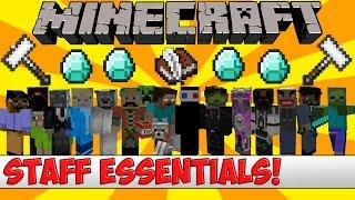 Minecraft Plugin Tutorial - Staff Essentials