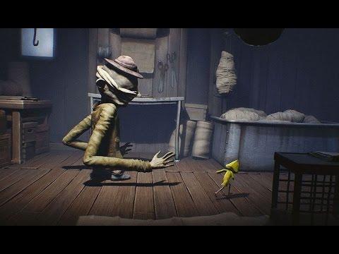 LA MUERTE MAS BESTIA - Little Nightmares Parte 3 Gameplay (Español / Castellano)