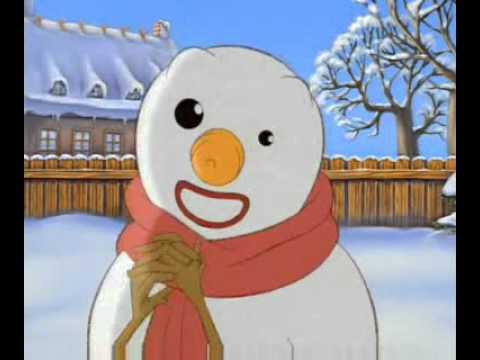 Приказките на Андерсен   Снежният Човек