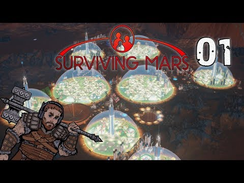 "SURVIVING MARS - ""A New Start"" 