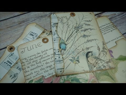 Making A Nature Junk Journal - Episode 3