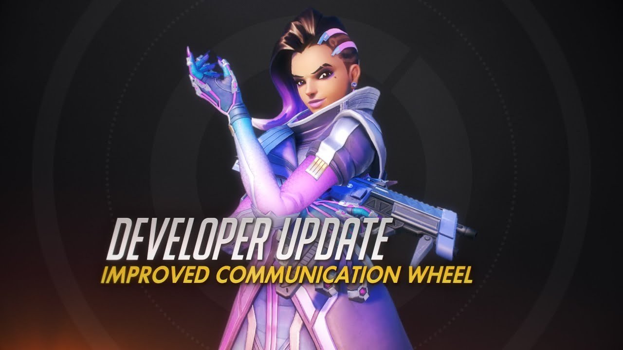 Developer Update | Improved Communication Wheel | Overwatch thumbnail