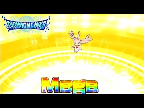 [Digimon Links] +5000 Digistones Summon Video, Can We Get A +4 Marineangemon! Mega Festival Capture