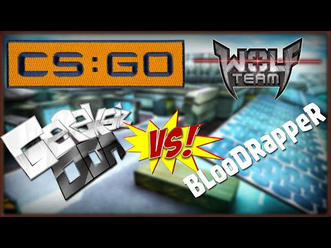 BLoodRappeR ile Wolfteam Haritasında CS:GO Oynadık !