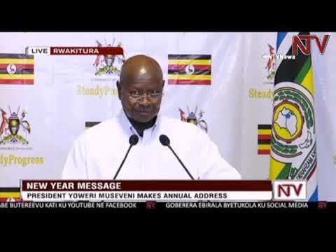 Uganda's economy is on track - Museveni