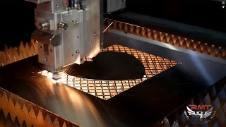 Fiber Laser cutting Stainless Steel | RMT Kyson Series