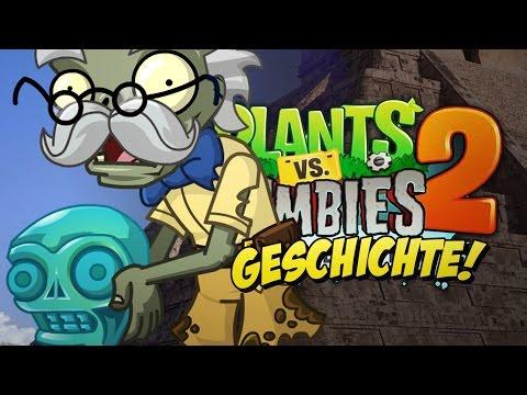 #05 ★ Tempel der Untoten | Plants vs. Zombies 2 | ENDLOS ZONE