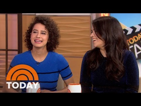 'Broad City' Stars Talk Success, Share Photo With Guest Hillary ...
