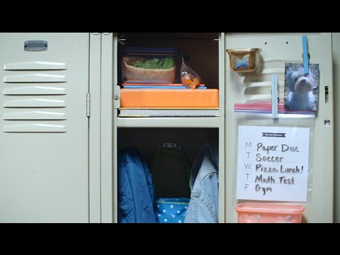 Locker Rescue From Messy To Impressive Youtube